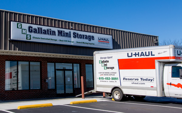 u-haul gallatin tn
